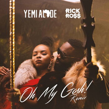 Oh My Gosh (Remix) cover