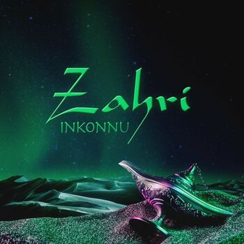 Zahri cover