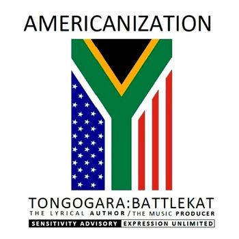 Americanization cover