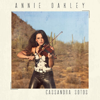 Annie Oakley cover