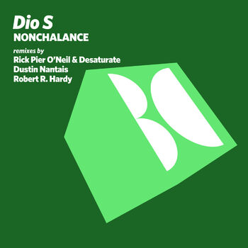 Nonchalance (Rick Pier O'Neil & Desaturate Remix) cover
