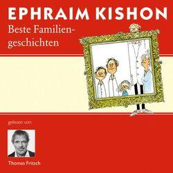 Ephraim Kishons beste Familiengeschichten Audiobook