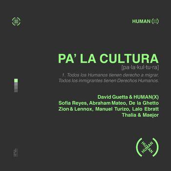 Pa' La Cultura cover