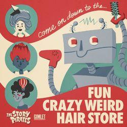 Fun Crazy Weird Hair Store