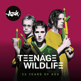 Album cover of Teenage Wildlife: 25 Years of Ash
