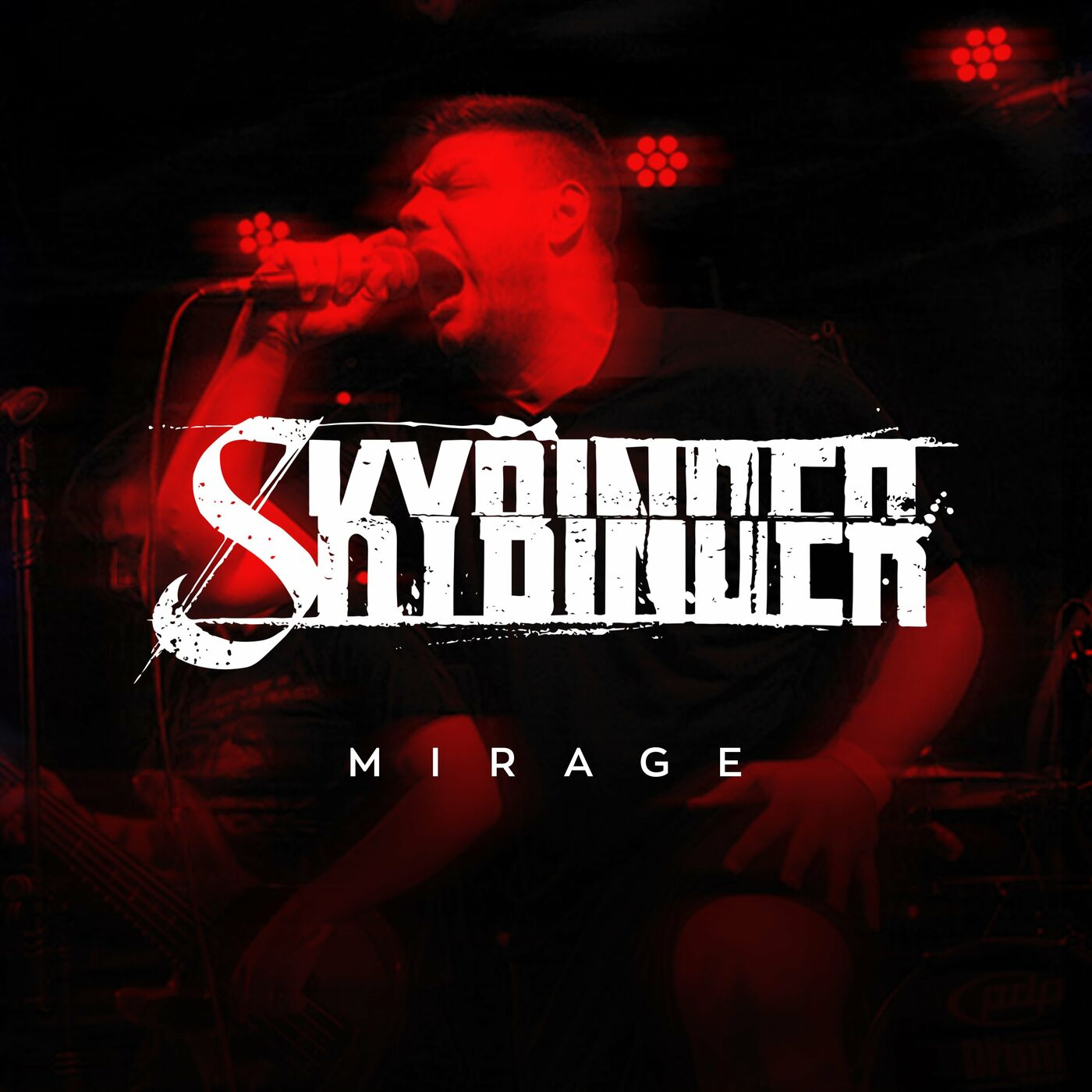 SKYBINDER - Mirage [single] (2021)