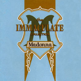 Album cover of The Immaculate Collection