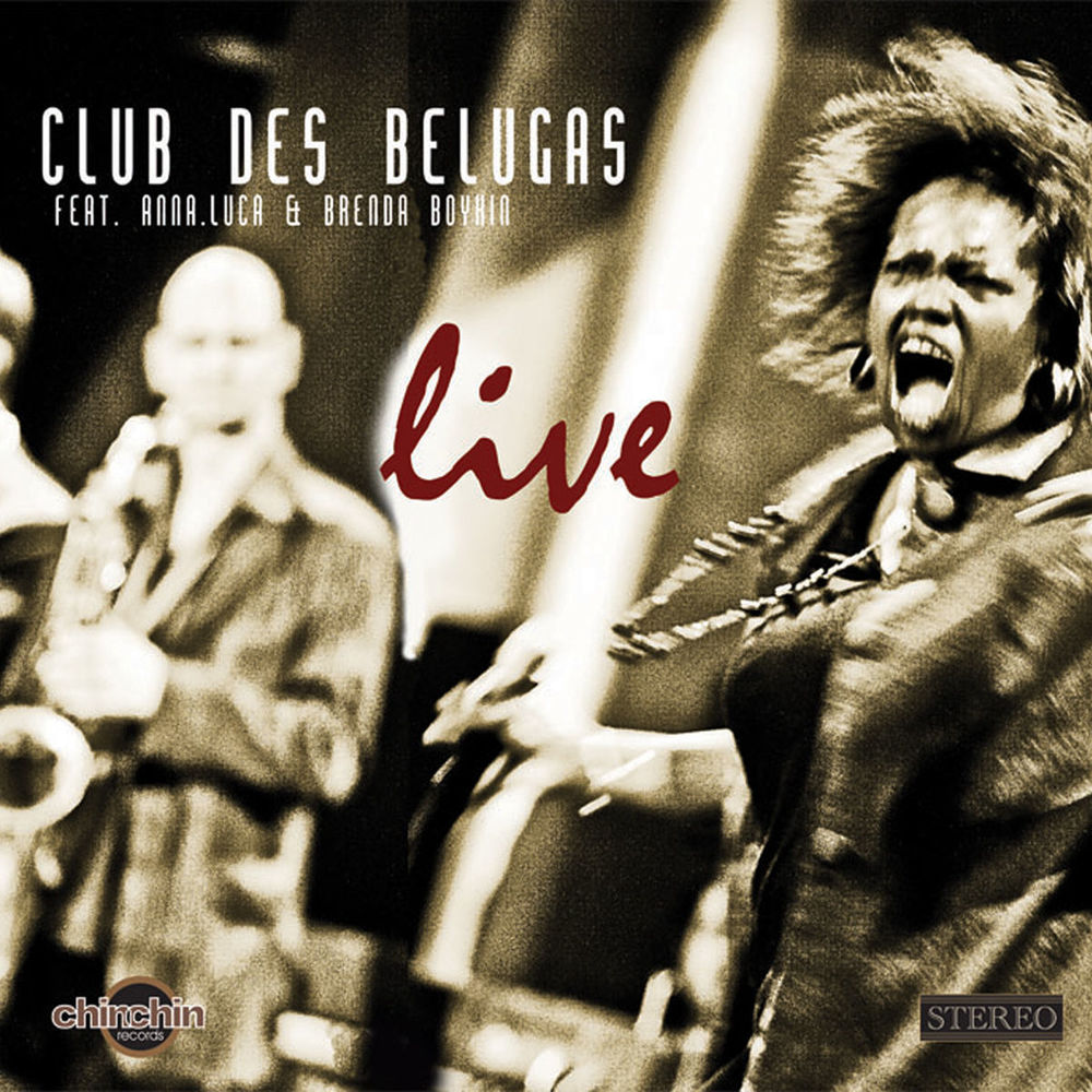Be My Lover (Feat. Brenda Boykin) (Live)