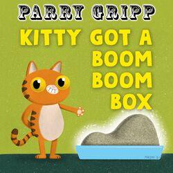 Kitty Got a Boom Boom Box