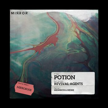 Potion cover