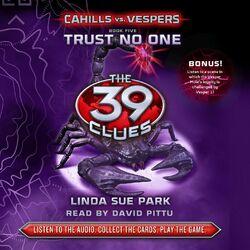Trust No One - The 39 Clues: Cahills vs. Vespers, Book 5 (Unabridged) Audiobook