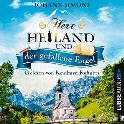 Herr Heiland und der gefallene Engel - Herr Heiland, Folge 2 (Ungekürzt) Audiobook
