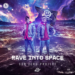Album cover of Rave Into Space
