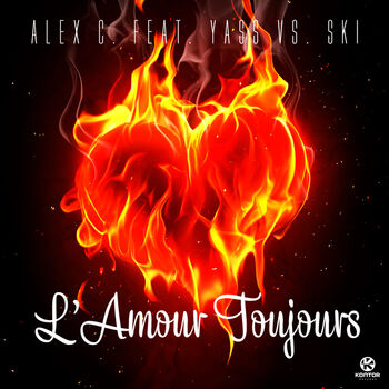 L'amour toujours : L'amour toujours cover