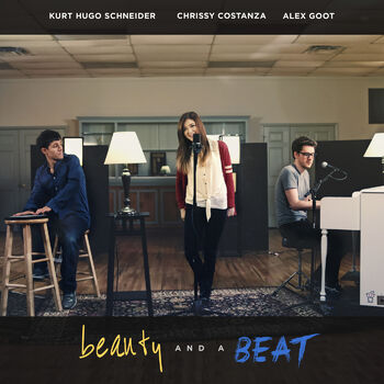 Beauty And A Beat cover