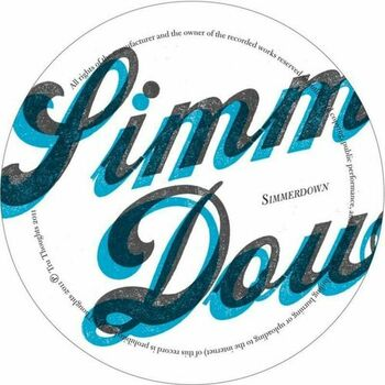 Simmerdown cover