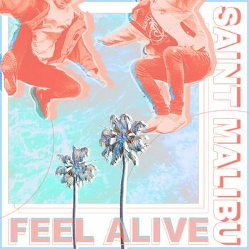 Feel Alive cover
