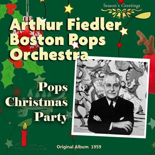Boston Pops Orchestra: Pops Christmas