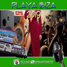 Album cover of Playa Ibiza 2019 (Hit Mania 2019)
