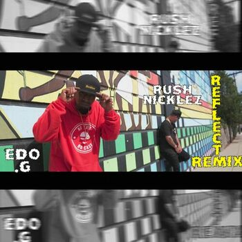 Reflect (feat. Edo.G) cover