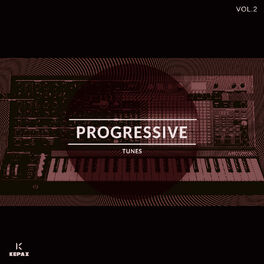 Album cover of Progressive Tunes Vol.2