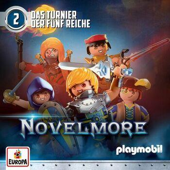 002 - Novelmore: Das Turnier der Fünf Reiche cover