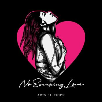 No Escaping Love (feat. Timpo) cover