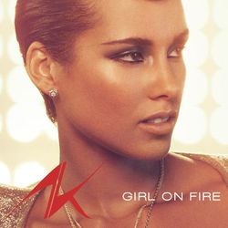 Alicia Keys – Girl on Fire (Remixes) – EP 2012 CD Completo