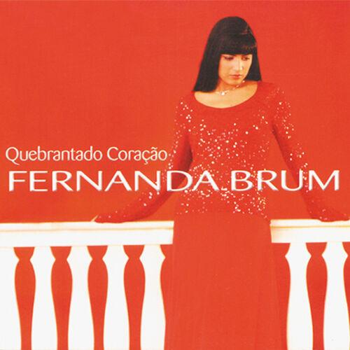 Baixar CD Quebrantado Coração – Fernanda Brum (2002) Grátis