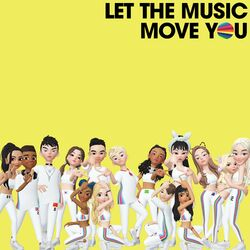 Let The Music Move You – Now United