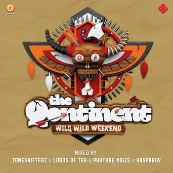 Wild Wild Weekend (The Qontinent Anthem 2014) cover