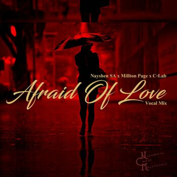 Afraid of Love cover