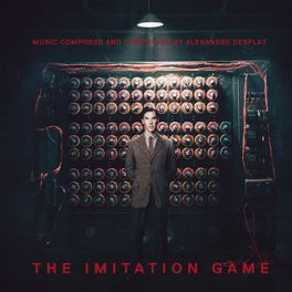 Album cover of The Imitation Game (Original Motion Picture Soundtrack)
