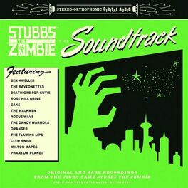 Album cover of Stubbs The Zombie: The Soundtrack