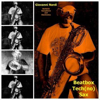 Beatbox Tech(No) Sax cover
