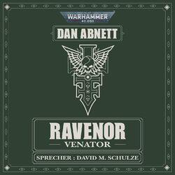 Venator - Warhammer 40.000: Ravenor 2 (Ungekürzt) Audiobook