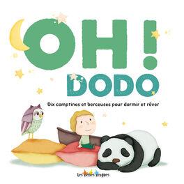 Album cover of OH ! Dodo - 10 berceuses