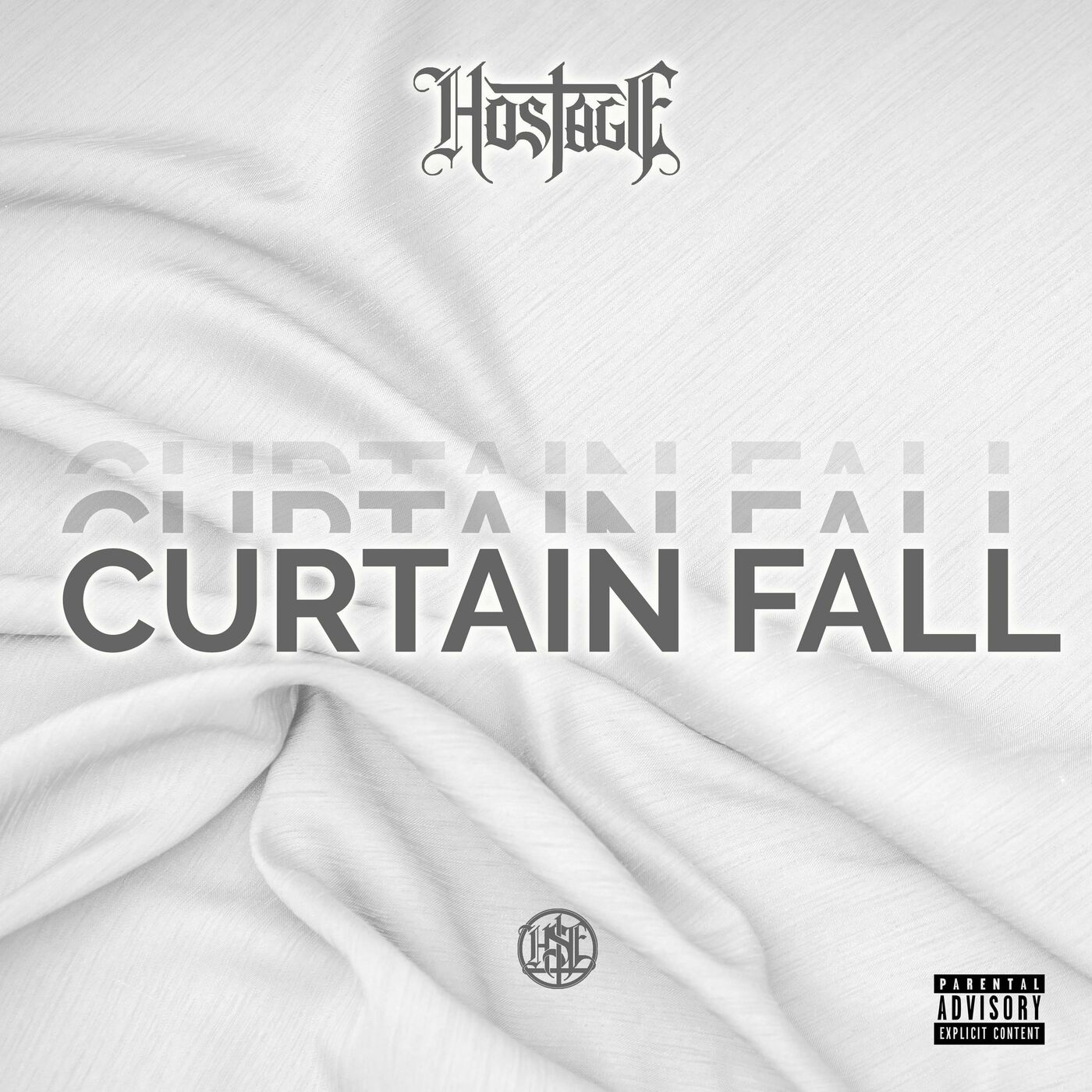 HOSTAGE - Curtain Fall [single] (2021)