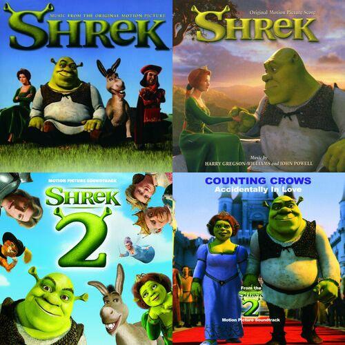 Baixar Single Shrek, Baixar CD Shrek, Baixar Shrek, Baixar Música Shrek - Vários artistas 2018, Baixar Música Vários artistas - Shrek 2018