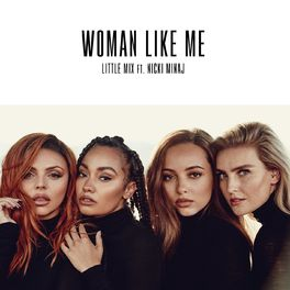 Album cover of Woman Like Me