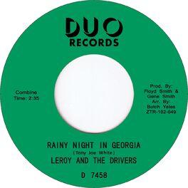 Album cover of Rainy Night in Georgia