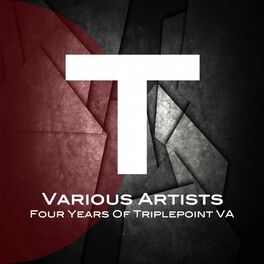 Album cover of Four Years Of Triplepoint VA