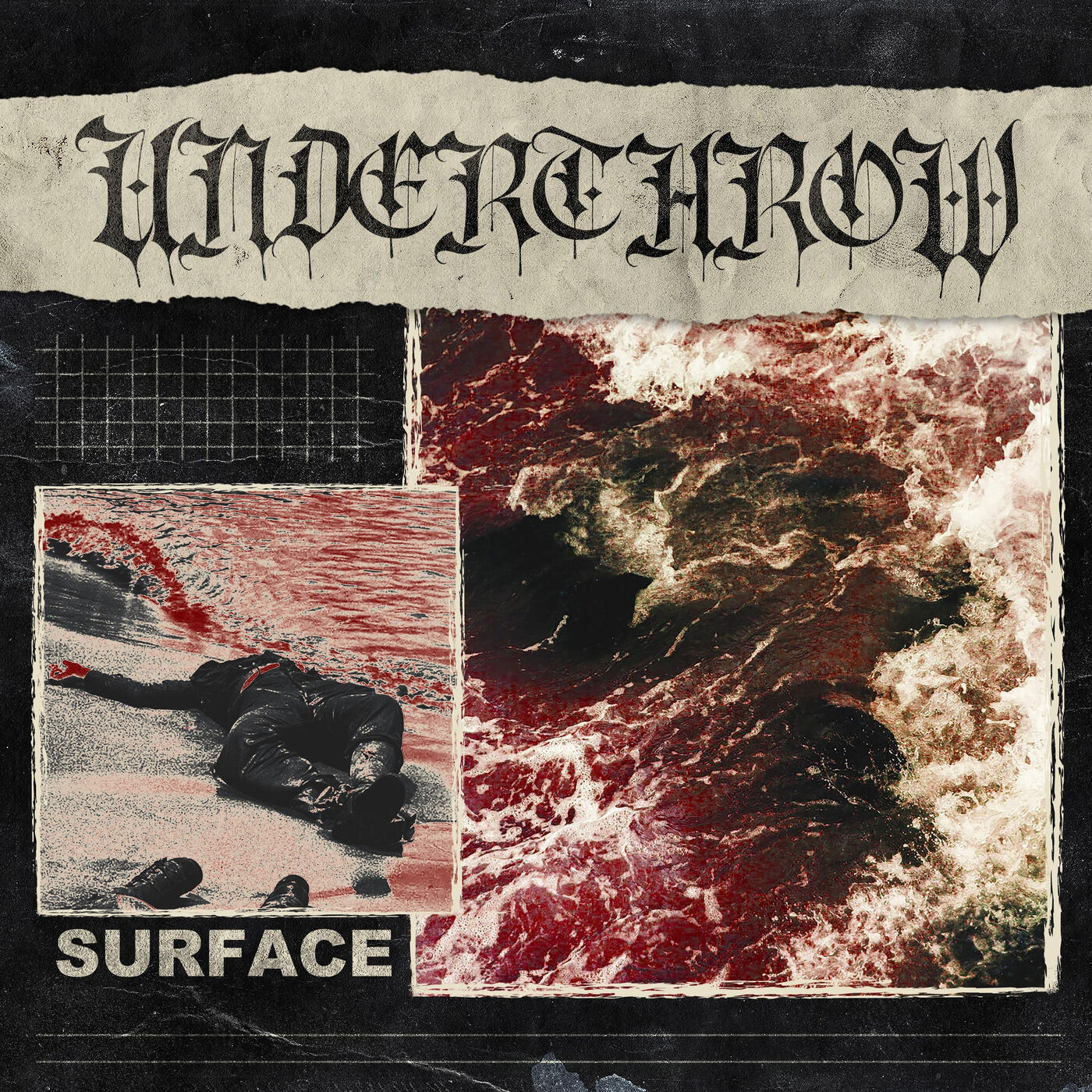 Underthrow - Surface [EP] (2020)