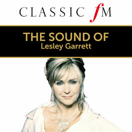 Album cover of The Sound Of Lesley Garrett (By Classic FM)