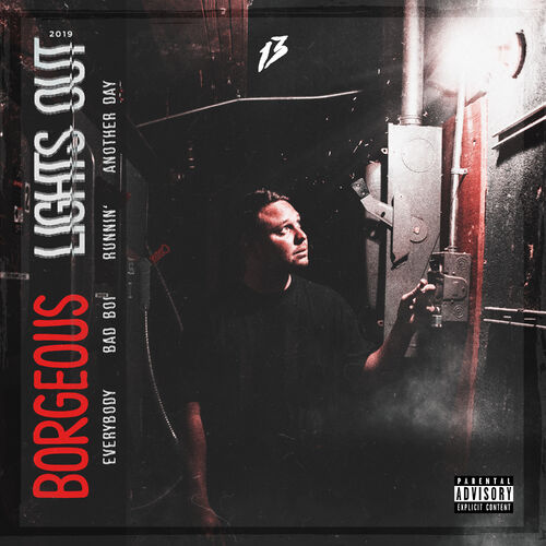 Borgeous - Lights Out [EP] 2019