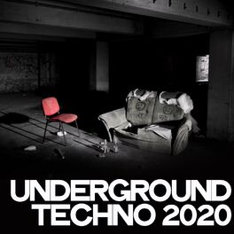 Album cover of Underground Techno 2020