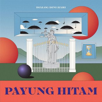 Payung Hitam cover
