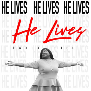 He Lives cover