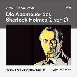 Album cover of Die Abenteuer des Sherlock Holmes (2 von 2)
