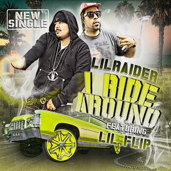 I Ride Around (feat. Lil Flip) cover